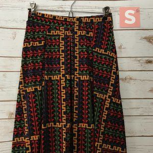 LuLaRoe Madison Skirt - Size Small